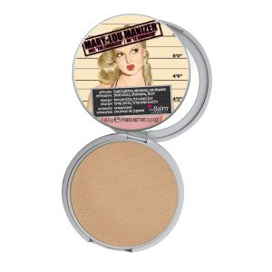 The Balm all over Mary Lou Manizer