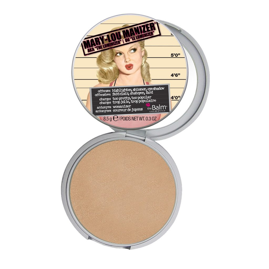 The Balm sjenilo, rumenilo all over Mary Lou Manizer