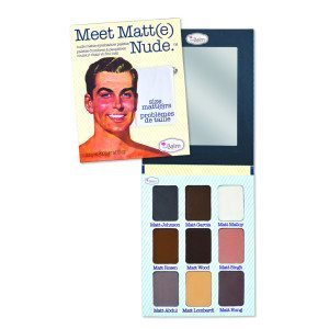 The Balm Meet Matte NUDE Size Matters make up paleta