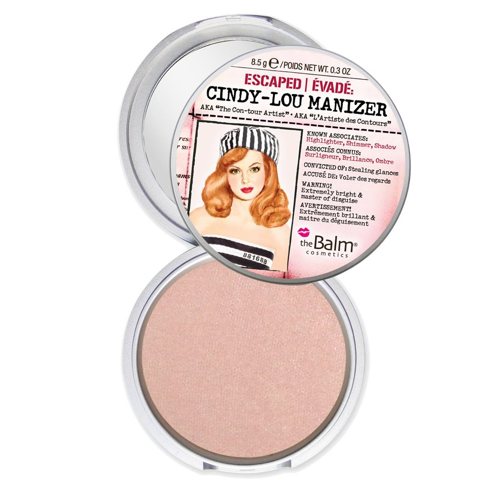 The Balm sjenilo, rumenilo All Over Cindy Lou Manizer