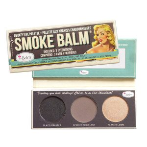 The Balm Smoke Balm #1 make up paleta