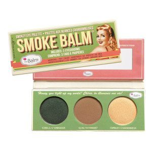 The Balm Smoke Balm #2 make up paleta