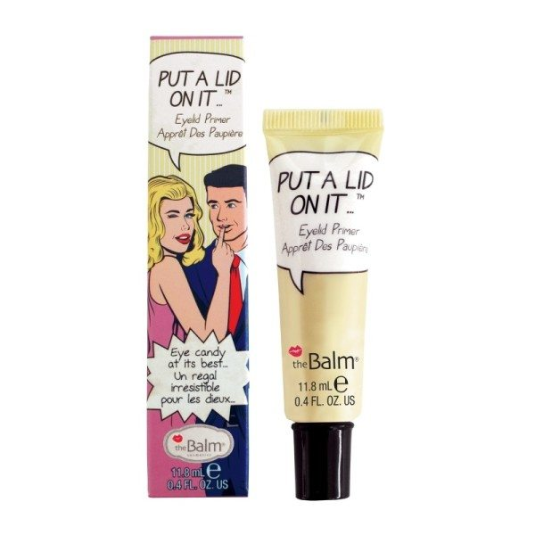 The Balm Put a Lid On It primer za sjenilo