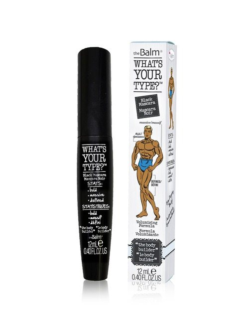 The Balm What's Your Type Body Builder maskara