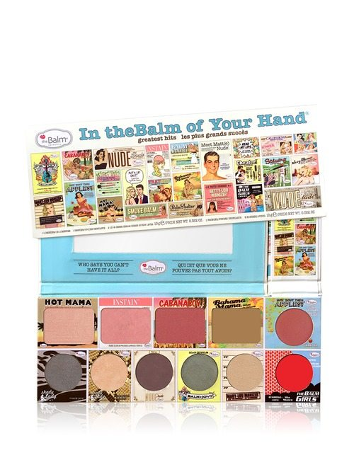 The Balm In the Balm of Your Hand paleta