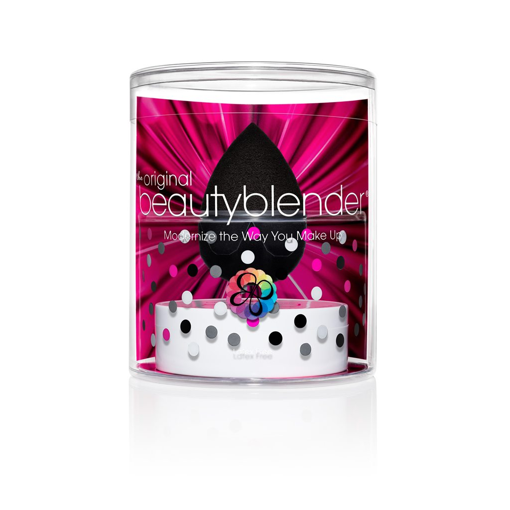 BeautyBlender PRO black i BeautyCleaner Solid