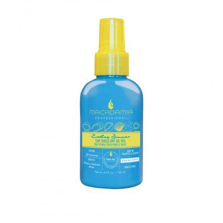 Macadamia Professional Sun Shield Dry Oil Veil 125ml