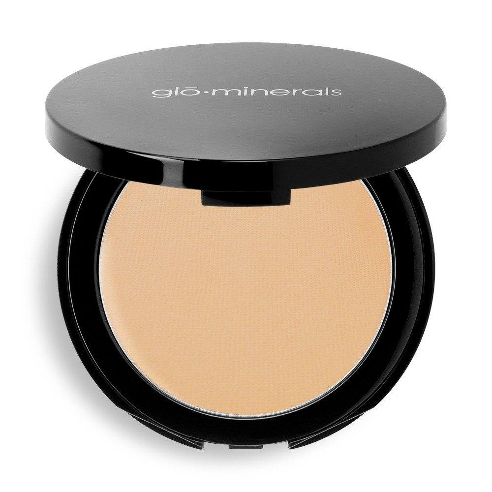 Glo Minerals puder u kamenu golden light