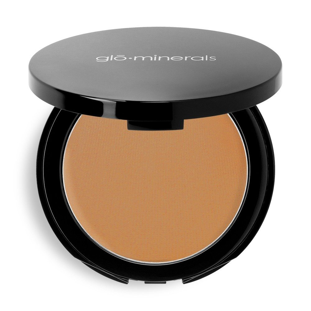 Glo Minerals puder u kamenu honey dark