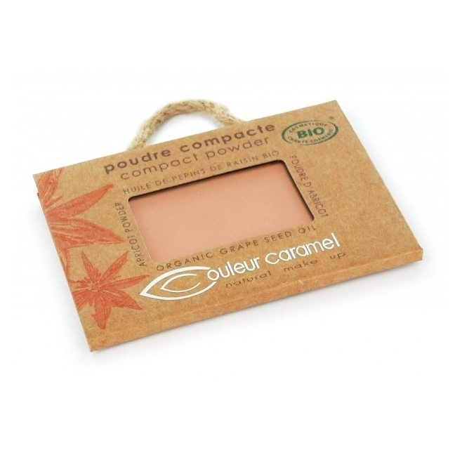 Couleur Caramel kompaktni puder Golden Brown