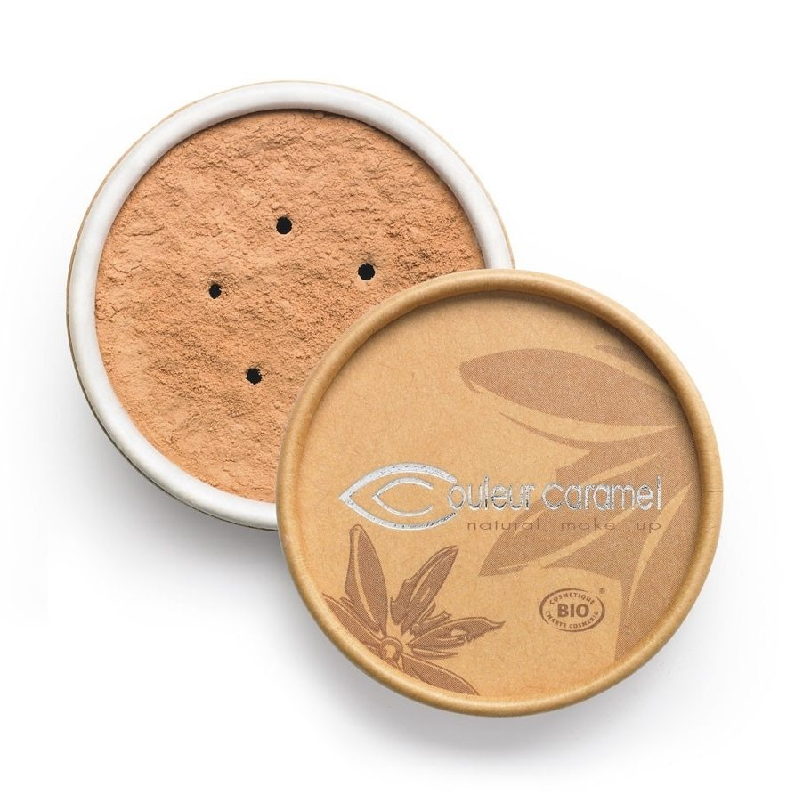 Couleur Caramel Bio-Mineralni puder u prahu Light Brown