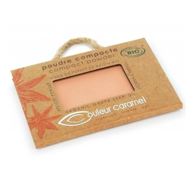 Couleur Caramel kompaktni puder Orange Beige