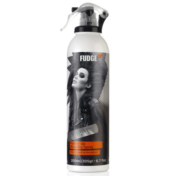 Fudge Push It Up Blow Dry sprej za sušenje kose i volumen 200ml
