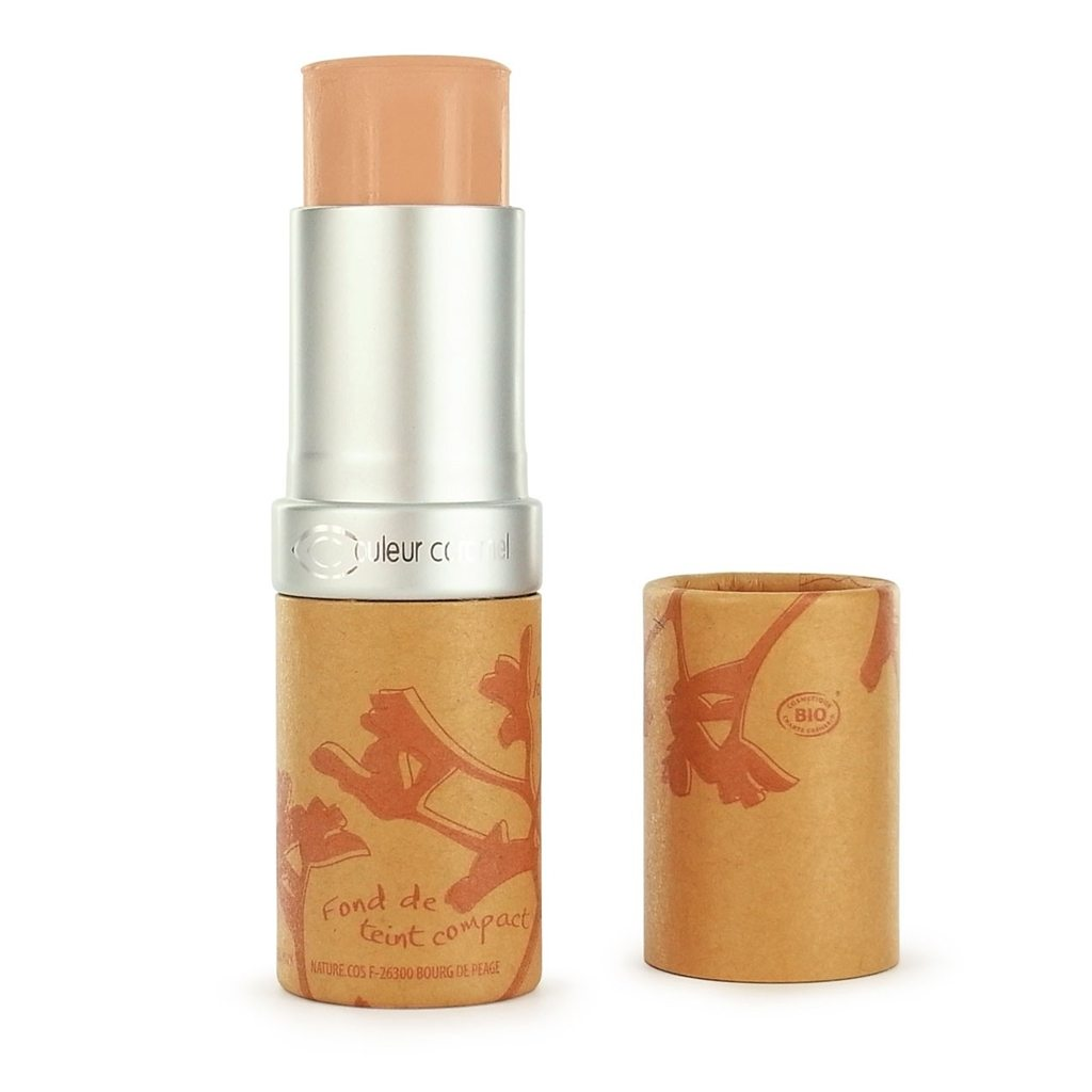 Couleur Caramel Kompaktni puder u sticku n°13 Orange Beige