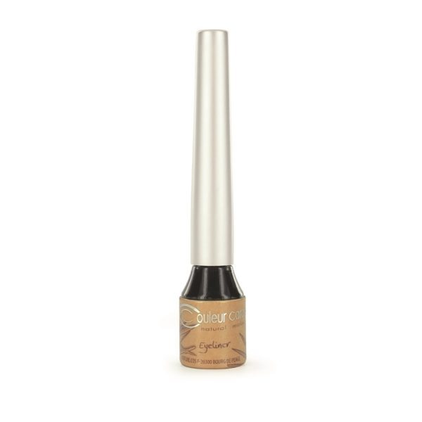 Couleur Caramel Eye liner n°07 Organic Black