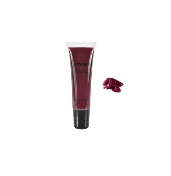 Glo Minerals Liquid Lips glos za usne Black Cherry