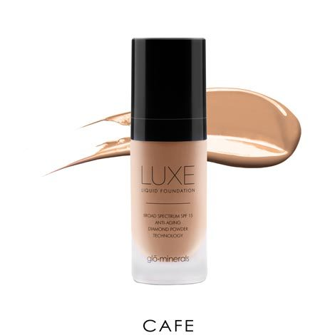 Glo Minerals tekući puder Luxe Cafe