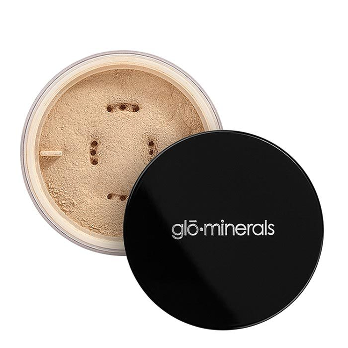 Glo Minerals Loose Base puder u prahu Golden Dark