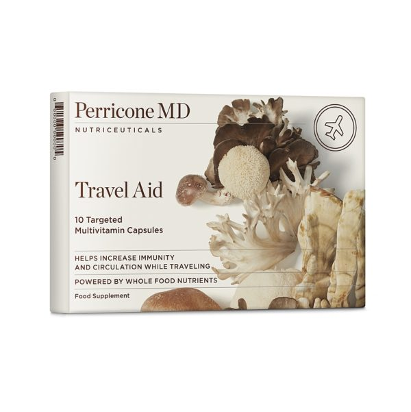 Perricone MD Travel Aid Supplement s deset organskih vrsta gljiva