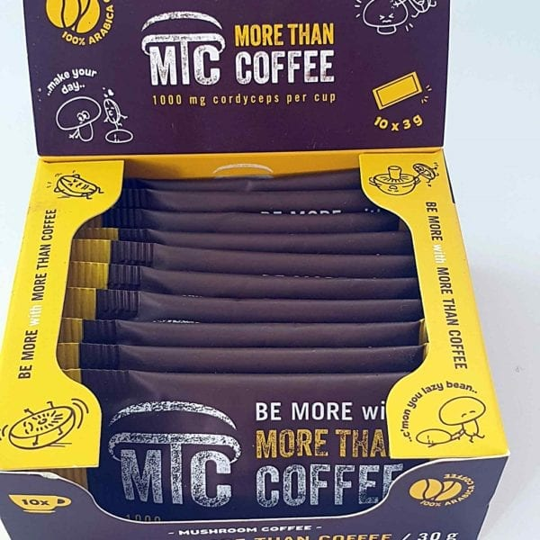 More Than Coffee instant kava More Than Coffe paket 10 komada