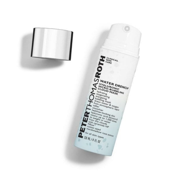 Peter Thomas Roth Water Drench Hyaluronic Micro Bubbling maska