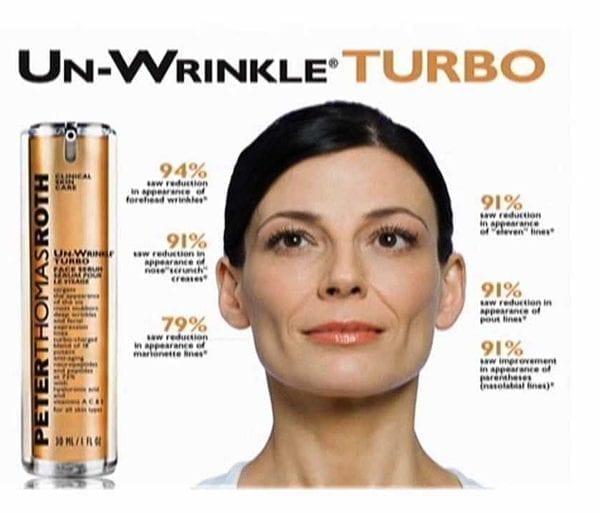 Peter Thomas Roth Un-Wrinkle Turbo serum za lice