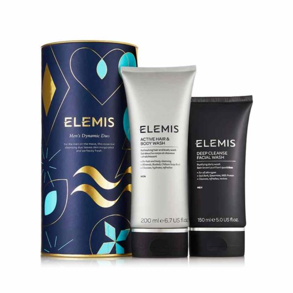 Elemis set za muškarce Men's Dynamic Duo