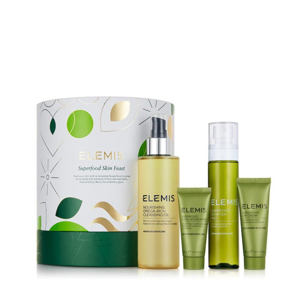 Elemis set Superfood Skin Feast