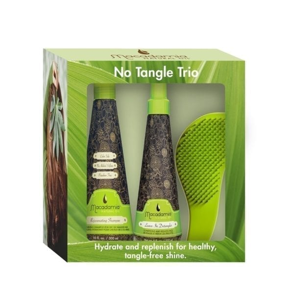 MACADAMIA NO TANGLE TRIO set proizvoda za kosu