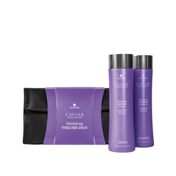ALTERNA CAVIAR Multiplying Volume Holiday duo NOVO!!