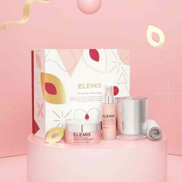 Kit: Pro-Collagen Rose Glow