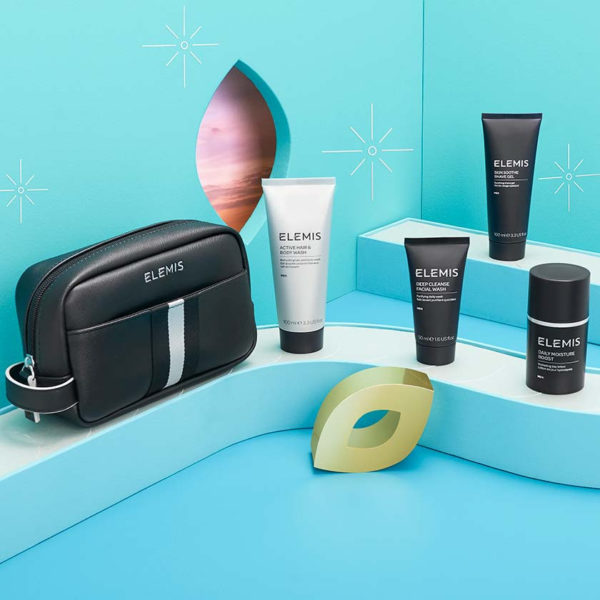 Elemis set za muškarce: Grooming on the Go