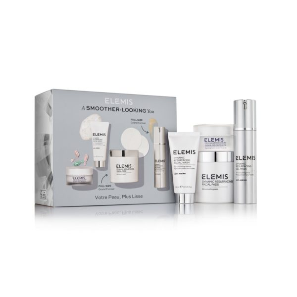 Elemis Dynamic Resurfacing set u četiri koraka