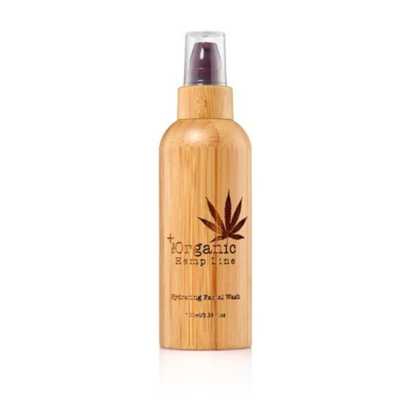 The Organic Hemp Line Hydrating Facial Wash