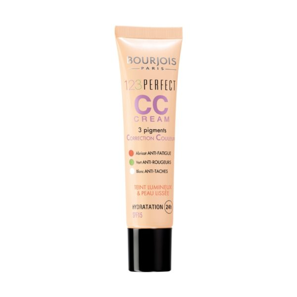 Bourjois 123 Perfect CC krema Tan 34