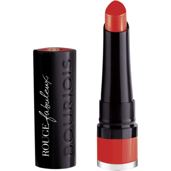 Bourjois Rouge Fabuleux ruž za usne 10 Scarlet it be