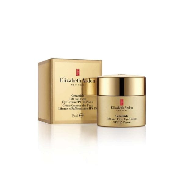 Elizabeth Arden Ceramide Lift and Firm krema za oči SPF 15