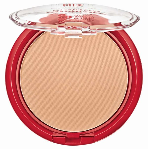 Bourjois Healthy Mix puder Dark Beige 03