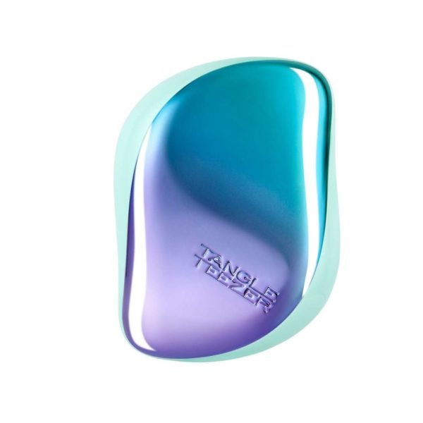 TANGLE TEEZER COMPACT STYLER četka za kosu - Aqua/purple