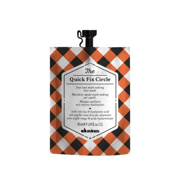 DAVINES QUICK FIX CIRCLE maska za kosu